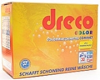 """Конц. стир. порошок для цветных тканей """"Dreco Colorwaschmittel Compact"""""""