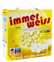 Порошок Immerweiss для цветного 3 кг.