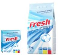 Порошок стиральный Fresh biel, для белых тканей