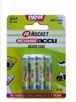 Аккумуляторы Rocket Готовы к Использованию