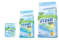 Порошок стиральный Fresh compact color, для цветных тканей