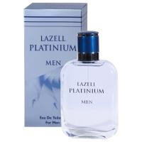 """Вода туалетная мужская """"Lazell Platinium Men"""" 100 мл."""