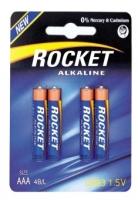 Элемент питания Rocket, LR03 2SH, ААА (щелочная, стандарт)