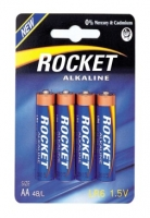 Элемент питания Rocket, LR6, АА (щелочная, стандарт)