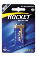 Элемент питания Rocket, FL22, 6LR61 . (щелочная, стандарт)