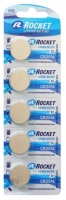Элемент питания Rocket, CR2016, CR2025, CR2032 (литиевая, стандарт)